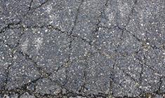 保護コンクリートの劣化
